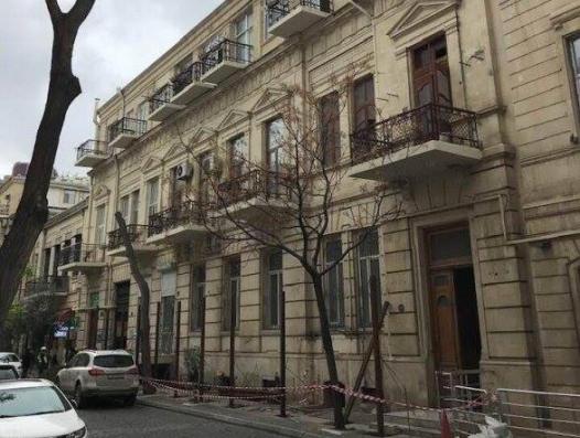 Архитекторы протестуют: нельзя в Баку сносить этот дом!!!
