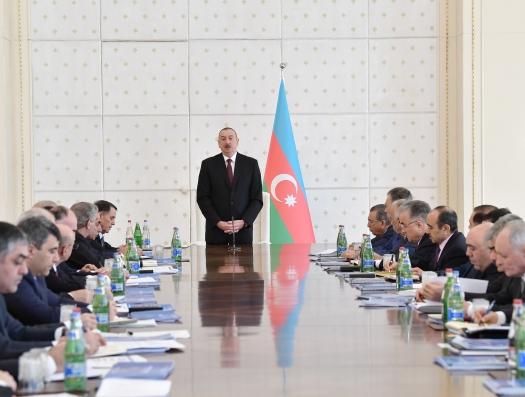 "Ильхам Алиев: ""Альтернативы реформам нет"""