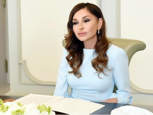 Мехрибан Алиева поднялась на защиту Баку