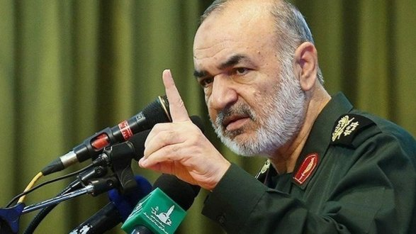 Иран «взял наприцел» авианосец США вПерсидском заливе