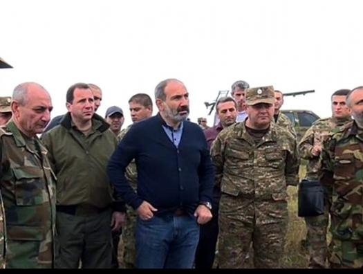 Холодная война между Арменией и Карабахом