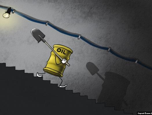 Украинская свобода против российской нефти: чья же возьмет?
