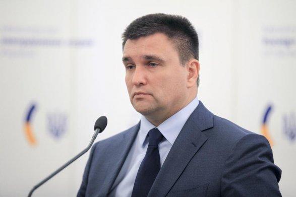 Павел Климкин подал в отставку (видеообращение) [ Редактировать ]