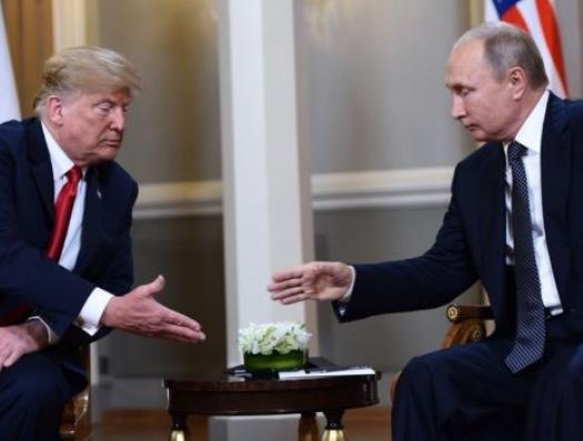 Трамп ищет подходы к Путину