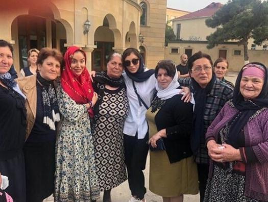 Пожелания Мехрибан Алиевой в связи с месяцем Рамазан