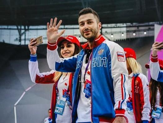 Армянские спортсмены приехали в Баку