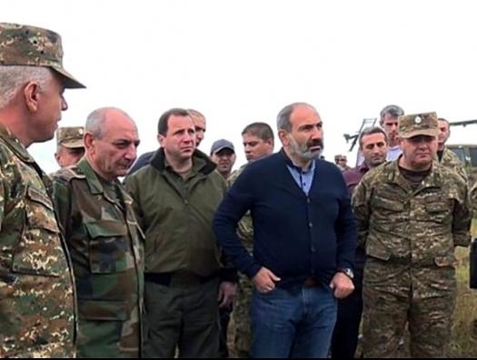 Карабахские генералы поклялись свергнуть Пашиняна
