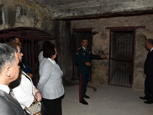 В Госпогранслужбе нашли и показали тюрьму НКВД