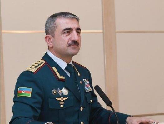 Генерал-полковник Эльчин Гулиев: «За этими стенами уничтожили тысячи азербайджанцев»