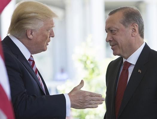 После Ирана Вашингтон обозначил нового противника - Турцию