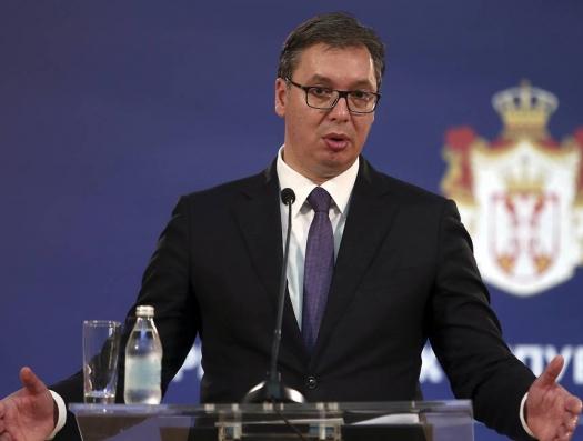 Президент Сербии заявил о готовности признать Косово