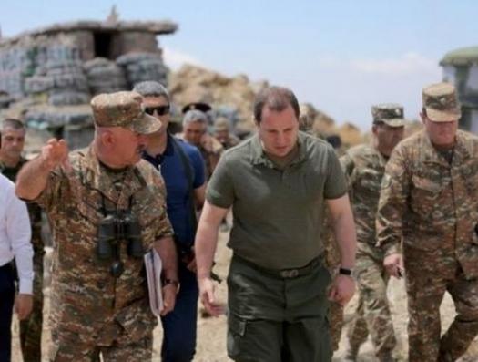 Министр обороны Армении: «Я лично дал приказ об убийстве Эльшана Халилова»