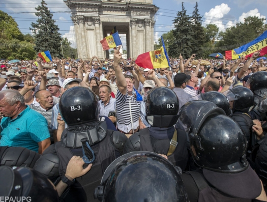 Молдова у порога кровопролития