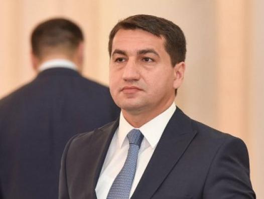 В Вашингтоне Хикмет Гаджиев столкнулся с армянскими лоббистами