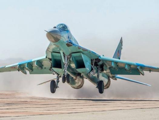 Армения пыталась сбить азербайджанские военные самолеты