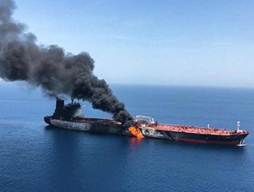 Эхо инцидента в Оманском заливе может докатиться и до Азербайджана