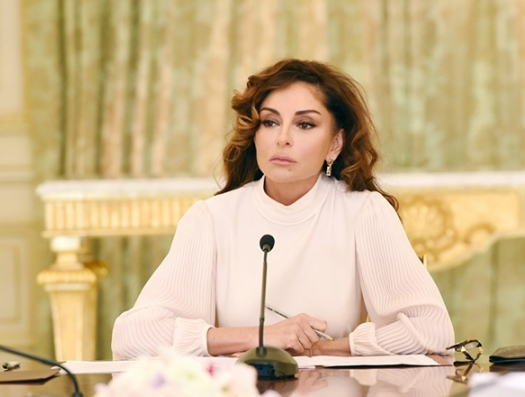 Мехрибан Алиева о смерти  вдовы Эльчибея