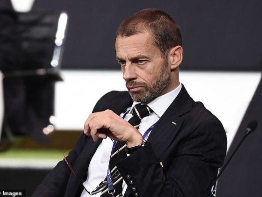 Президент УЕФА обрушился на Англию из-за Баку: «Вы безумны!»