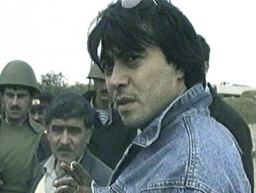 Журналист со слезами на глазах и Карабахом в устах