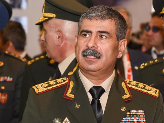 Закир Гасанов объявил о новой стратегии армии в Карабахе