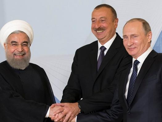 Ильхам Алиев и Роухани поедут к Путину в Сочи
