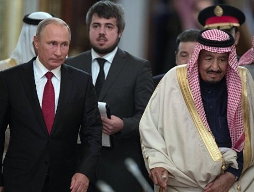 Вашингтон вбивает клин между Россией и Саудовской Аравией