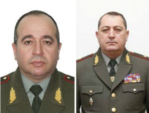 Пашинян возвращает проигравших Азербайджану генералов