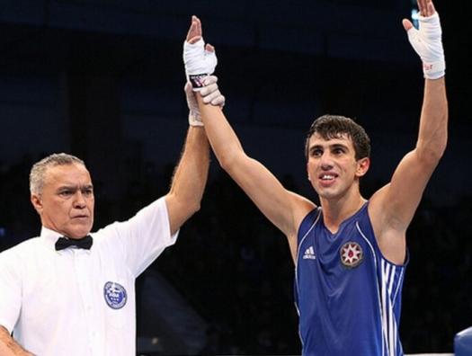 В четвертьфинал Евроигр вышли трое азербайджанских боксеров