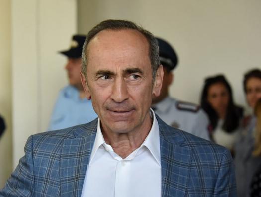 Кочаряна снова арестовали