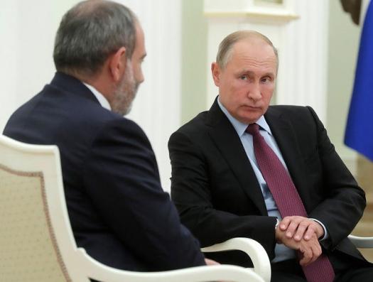 Арест Кочаряна: Пашинян бросает вызов Москве