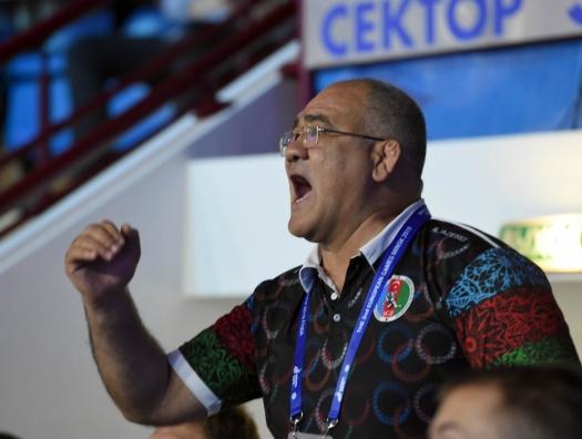 Фирдовси Умудов о триумфе на Евроиграх: «Ильхам Алиев лично контролирует борьбу, у нас нет проблем»