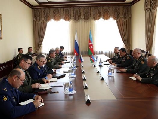 О чем говорили Наджмеддин Садыков и генерал Герасимов