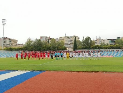«Карабах» провел первый матч в Лиге чемпионов
