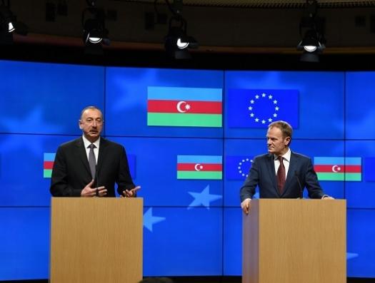 В отношениях с ЕС мяч на азербайджанской стороне