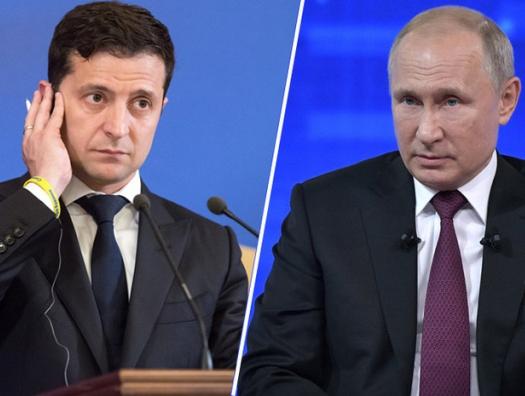Россия с Украиной пошли искать мир