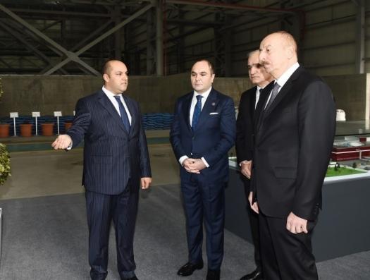 Ильхам Алиев сказал… и пошли ферросплавы!