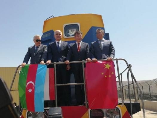 Все поезда идут в Баку