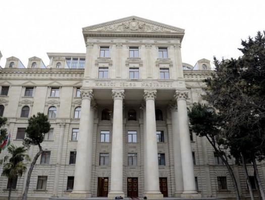 МИД о перестрелке на границе Азербайджана с Арменией