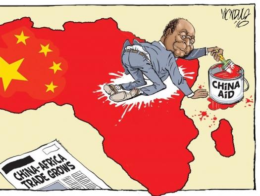 Китай не дарит на халяву миллиарды