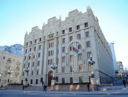 МВД об акции протеста перед зданием Совета прессы