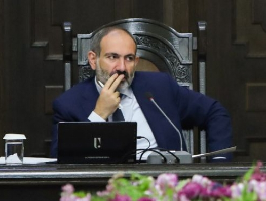 Вся армянская оппозиция пошла на Пашиняна