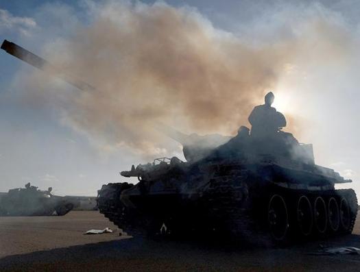 Еще один провал фельдмаршала, страна горит в огне