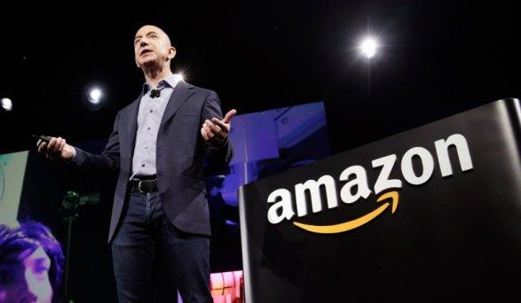 Глава Amazon продал акции компании почти на $2 млрд | Korrespondent.net
