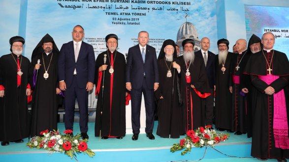 Эрдоган объявил , что Турция проведет операцию навостоке отЕвфрата вСирии