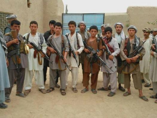А теперь напряженность на границе Туркменистана с Афганистаном