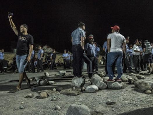 В Киргизии может вспыхнуть гражданская война