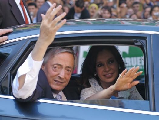 Власть в Аргентине возвращается к опальной чете Киршнер