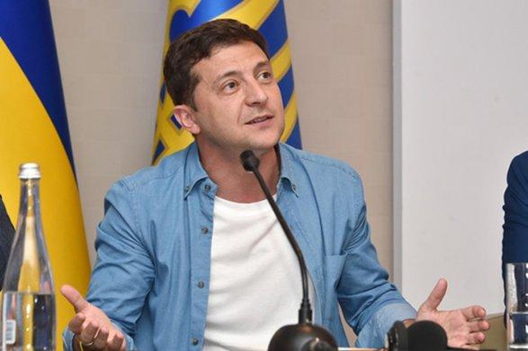 Сказано - сделано: Зеленский отказался от своего бизнеса