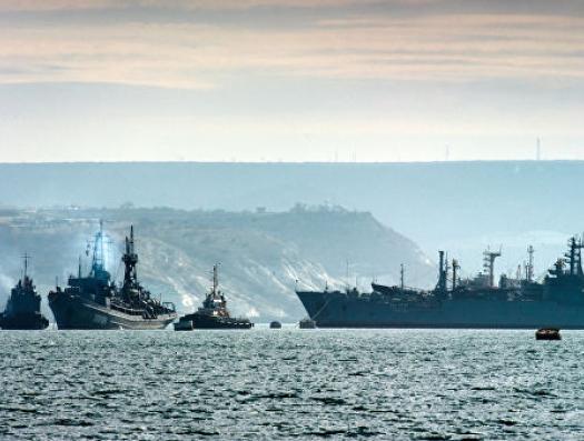 Россия перекрыла больше четверти Черного моря