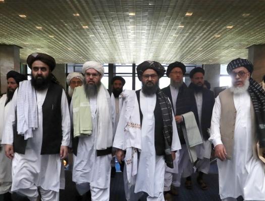 А Талибан уже в Ташкенте